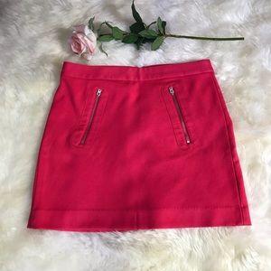 EUC Gap Coral Skirt, size 4.
